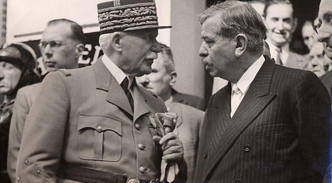 Mareşal Pétain'ın 11 Temmuz 1941 Tarihli Radyo Konuşması
