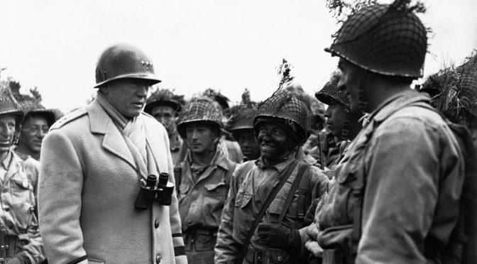 General George S. Patton'ın Üçüncü Ordu'ya Konuşması