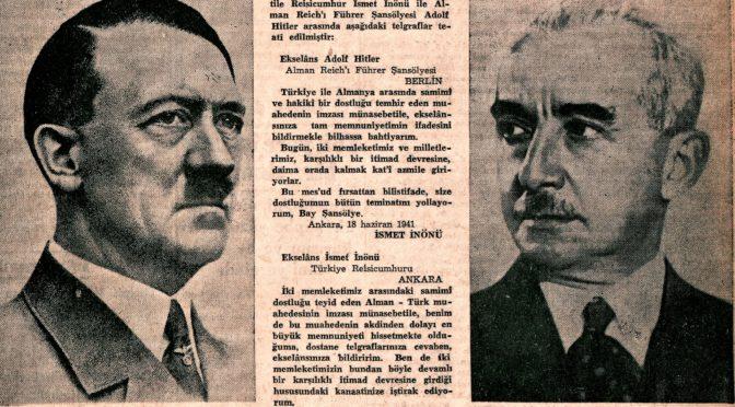 II. Dünya Savaşı'nda Yabancı Ülkelerin Türkiye Üzerine Propagandaları -Zekeriya Sertel