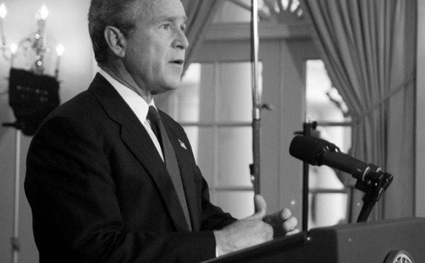 ABD Başkanı George W. Bush'un, Saddam Hüseyin'in Yakalanması Sonrasında Yaptığı Açıklama