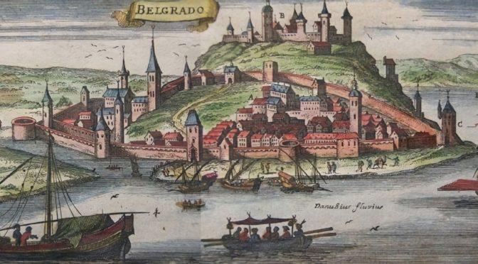 Roma'ya Açılan Kapı: Belgrad Kuşatması